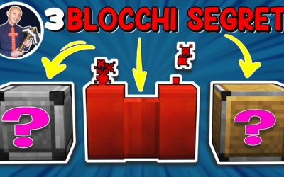 I 3 NUOVI BLOCCHI SEGRETI SU MINECRAFT DEL NETHER UPDATE (PS4 SWITCH XBOX PE BEDROCK)