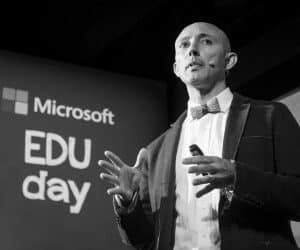 Minecraft al Microsoft Edu Day 2015